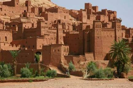 Ouarzazate and Ait Benhaddou Kasbah day trip from marrakech